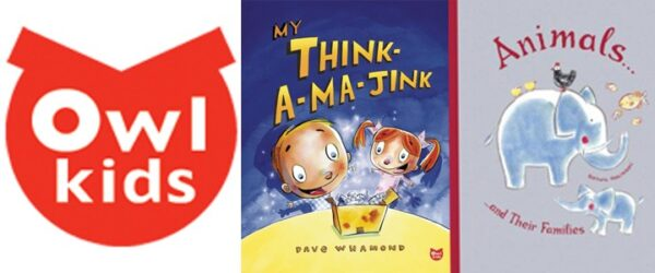 Good Books from OwlKids