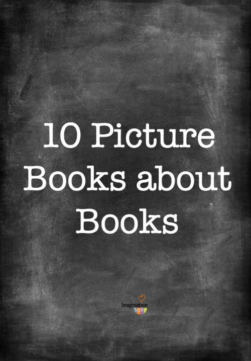 picture books about books