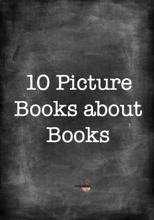 picture books about books