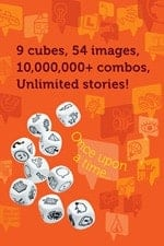 rorys story cubes 24 Educational iPad Apps for Kids in Reading & Writing