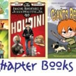New Chapter Books For Summer Reading