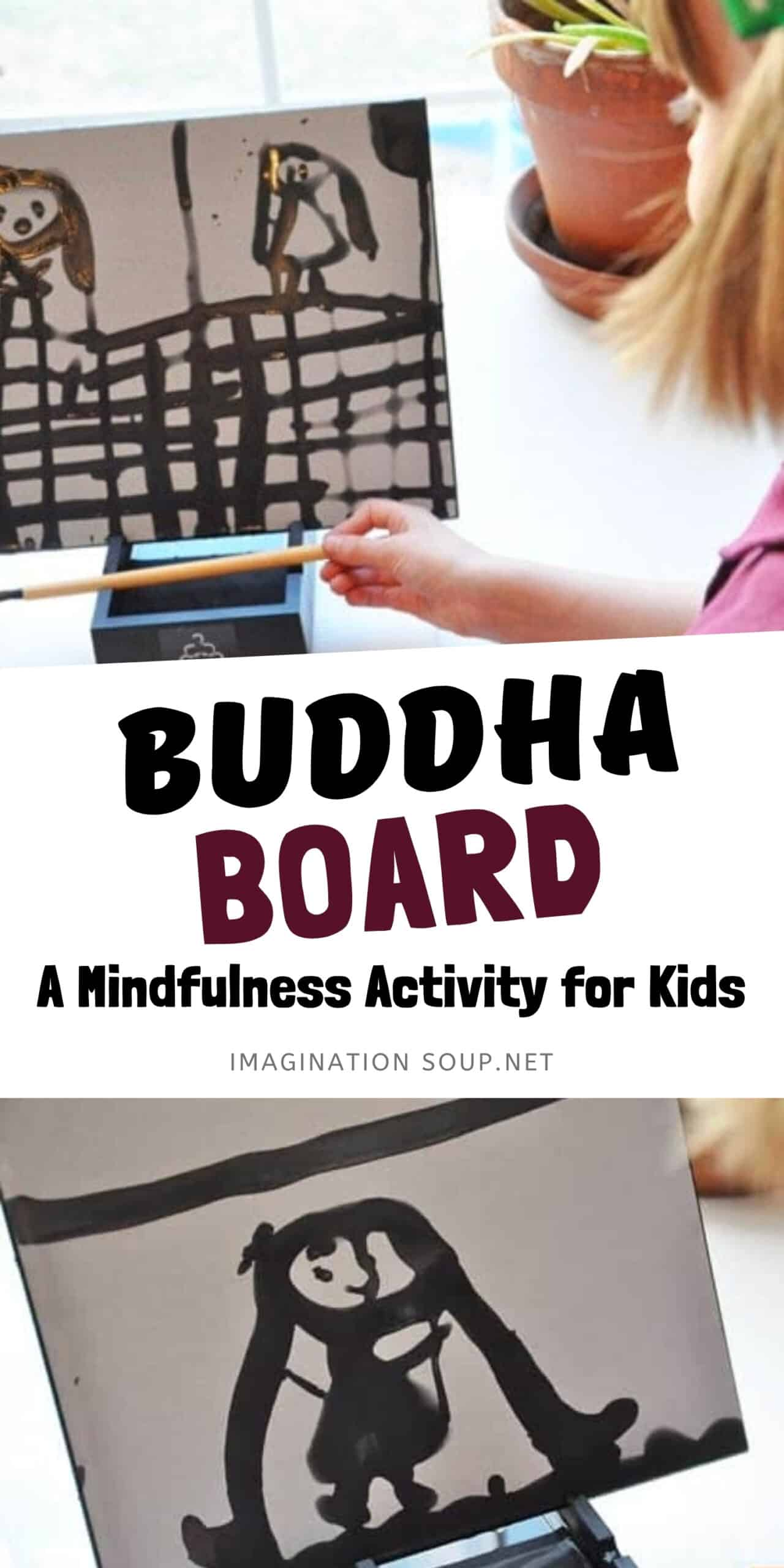 Buddha Board (A Mindfulness Activity for Kids)