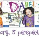 1 Story of Bullying, 3 Perspectives, 3 Books