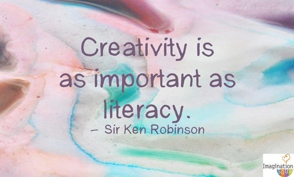 Creativity Literacy 5 Steps to Raising a Creative Child