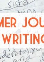 Finishing Summer Writing Homework (GROAN)