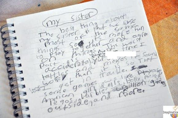 how do you write a journal essay
