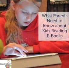 What parents need to know about eBooks 227x225 What Parents Need to Know about Reading on an iPad (or Nook or Kindle)