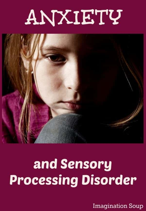 anxiety sensory processing disorder