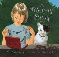 Memory String Books to Help Children Deal with Loss and Grief