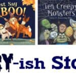 Scary and Scary-ish Halloween Books