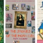 13 + Children's Picture Books About Famous Artists