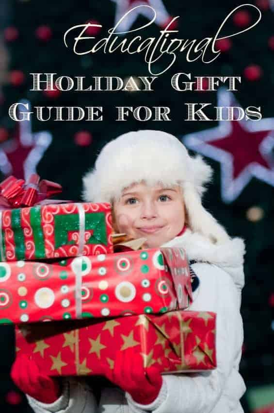 Christmas Gifts 2017 Imagination Soup Holiday Gift Guide including STEM, pretend play, books, arts and crafts, and stocking stuffers