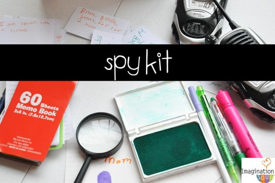 25 Diy Pretend Play Kits
