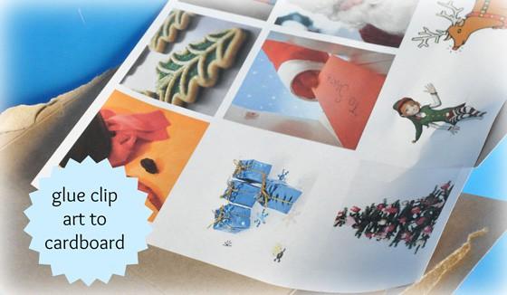 Christmas Printable Story Starters for Kids