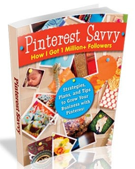 Pinterest Savvy 3d cover