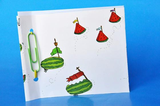 easy handmade books