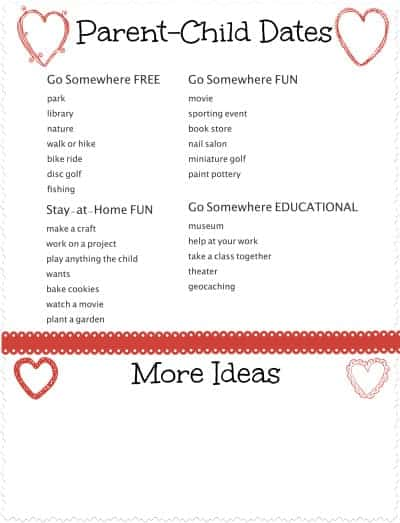 give the best valentine's day gift to your kids, Ideas