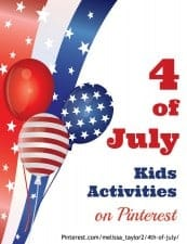 4th of July games, crafts, food and more on Pinterest