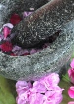 make your own flower perfume