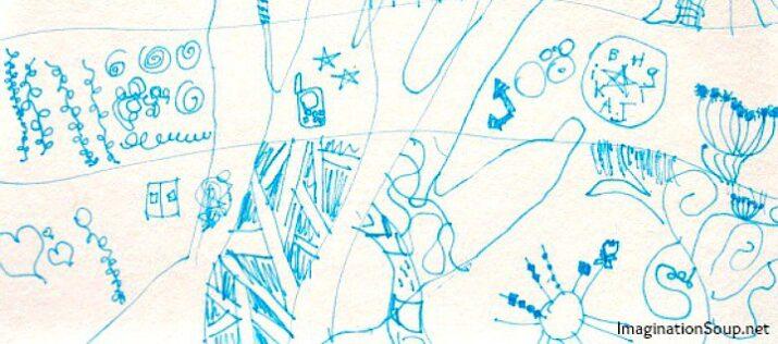 kids-learn-doodling-zentangles-art