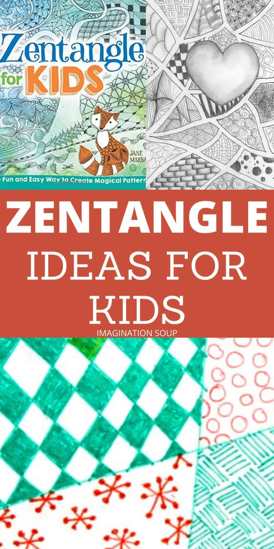 zentangle ideas for kids