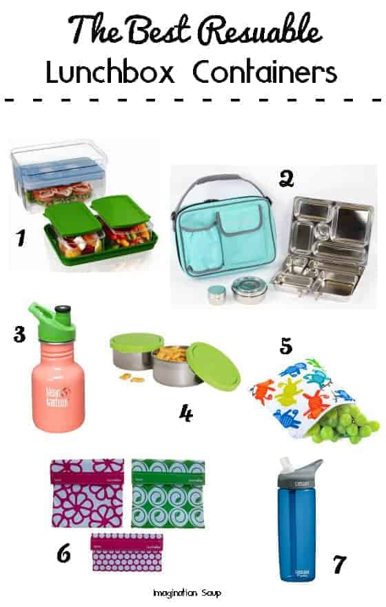Best Reusable Lunchbox Containers