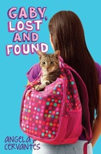 Gaby Lost and Found middle grade realistic books for kids
