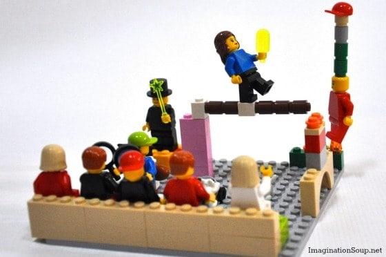LEGO® Education Kit Gets Kids Writing