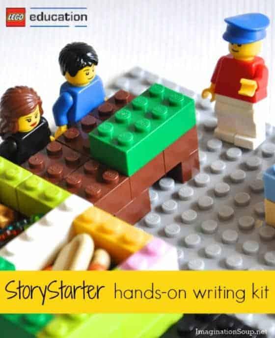 LEGO education kit