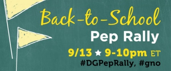 Dollar General's Literacy Pep Rally