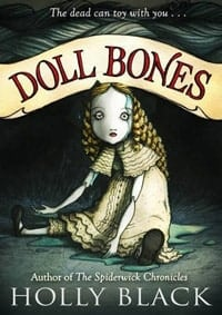 Doll Bones Halloween books for kids