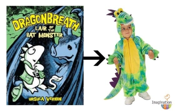 Dragonbreath costume