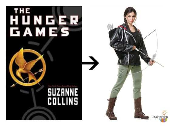 Hunger Games Katniss Costume