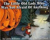 Little Old Lady Halloween books for kids