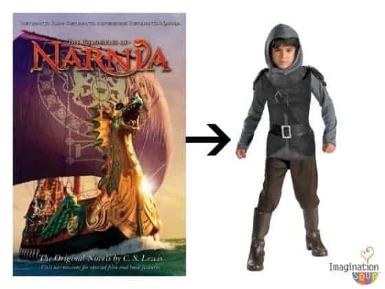 Narnia Prince Caspian costume