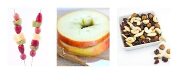 11 Favorite, Healthy After-School Snacks