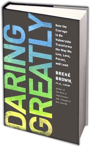 Daring Greatly 3D Book Image