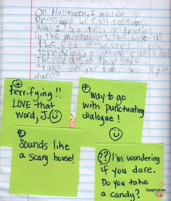 How to Help your Child with Writing