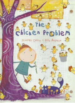 The Chicken Problem Nonfiction Books for Young Readers Ages 2 - 5