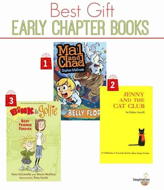 BEST gift early chapter books