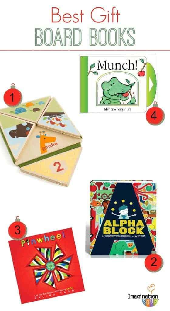 Best Gift Board Books 2013