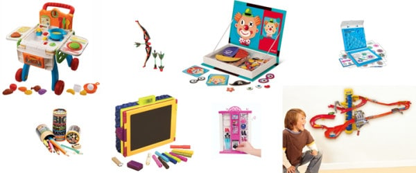 Gifts to Spark a Child's Imagination