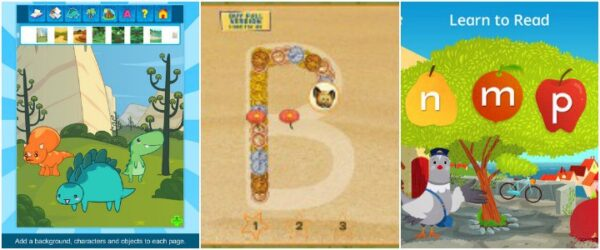 More Learning Apps for Kids