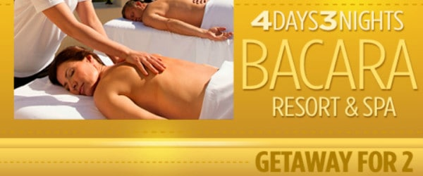 Santa Barbara Bacara Resort and Spa Sweepstakes