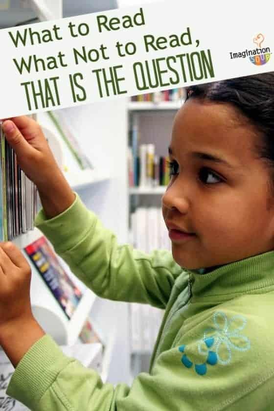 Should Parents Censor Children's Reading Materials