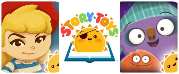 3D Pop-Up Story Learning Apps