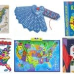 U.S. History and Geography Games & Puzzles