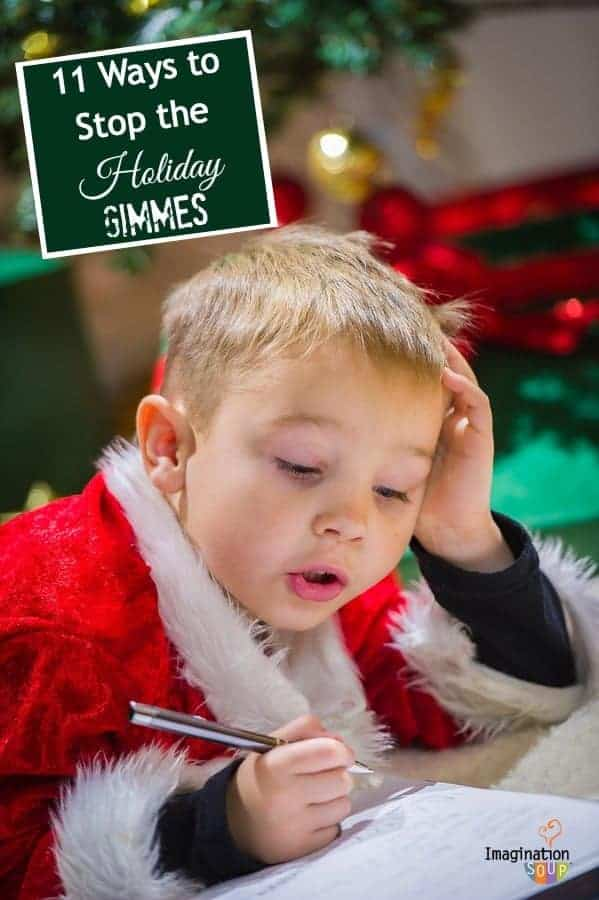 11 ways to stop the holiday want monsters