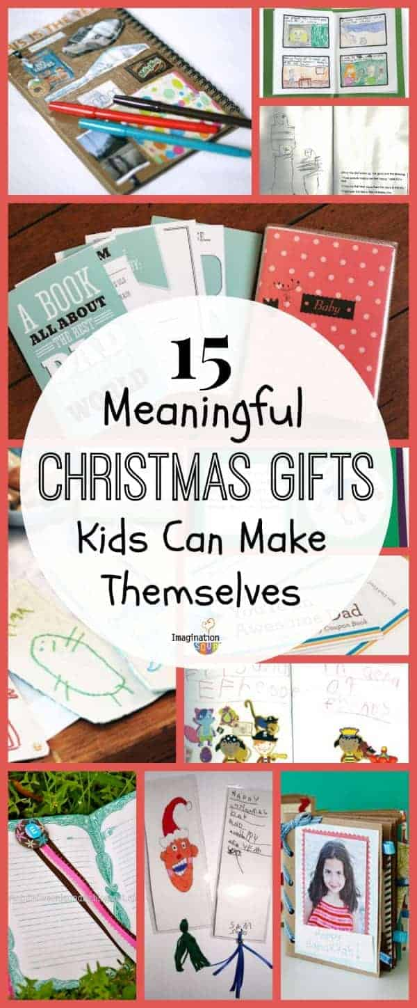 15 Meaningful Christmas Gifts Kids Can Make