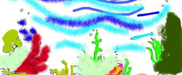 Drawp, a Unique Drawing App